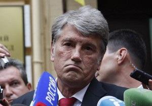 В Кремле обвиняют Ющенко во лжи