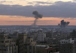 Израиль нанес авиаудар по Сектору Газа. Шесть человек погибли