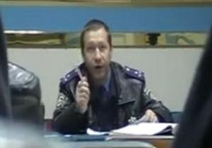 Ъ: Скандальное видео с совещания бердянских гаишников повлекло отставки в ГАИ