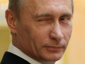 СМИ: Путин заказал для незнакомки песню на радио