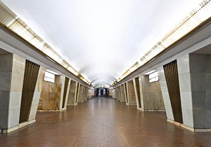 Киевский метрополитен с 9 января закроет на вход станцию Политехнический институт