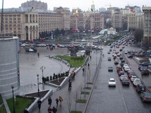 ГАИ просит киевлян не ездить в центр с пятницы по воскресенье