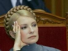 РГ: Тимошенко давит на газ