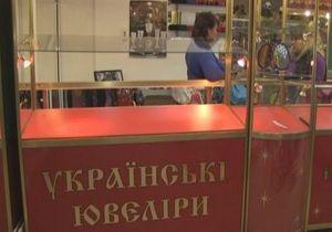 В Луганской области неизвестные ограбили ювелирный магазин на 300 тысяч гривен