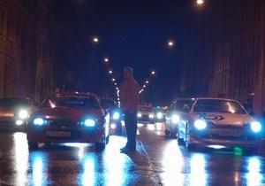 Кадр из фильма Стритрейсеры