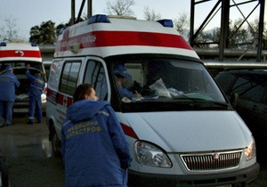 В России микроавтобус с украинцами попал в ДТП: есть пострадавшие