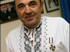 СБУ наградила Рабиновича Крестом доблести