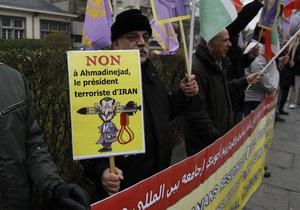 Иранская оппозиция готовится к массовым протестам против  религиозной диктатуры