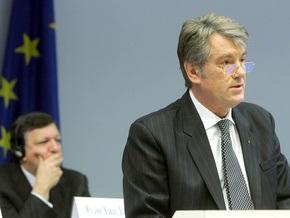 Ющенко написал письмо шведскому премьеру
