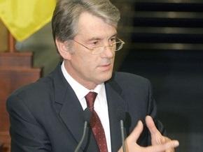 Ющенко считает, что теоретически еще существует возможность не проводить выборы