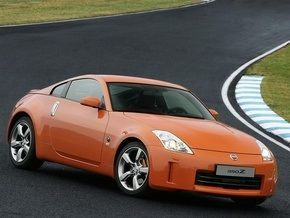 Специальное предложение на Nissan 350Z