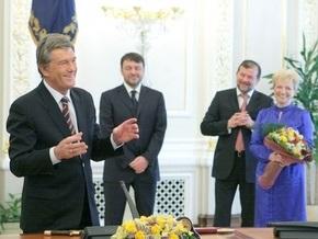 СМИ: Ющенко угощал гостей бельгийским пивом и текилой
