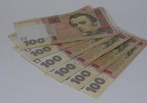 Задолженность по зарплате частных украинских предприятий выросла почти на треть
