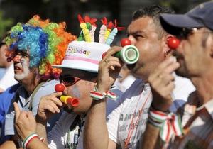 В Венгрии протестующие против пенсионной реформы вышли на демонстрацию в костюмах клоунов