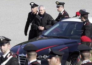 Под Римом прошла крупнейшая операция против мафии