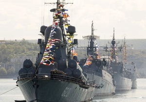 Россия задолжала Севастополю за флот более 12 млн гривен