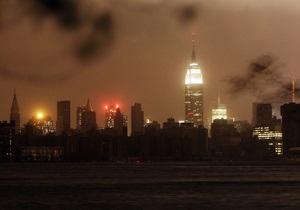 Ураган Сэнди: Обама объявил штат Нью-Йорк зоной бедствия