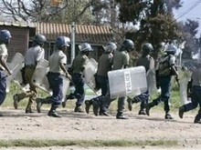 Полиция Зимбабве арестовала корреспондента The New York Times
