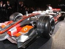 McLaren презентовал новый болид