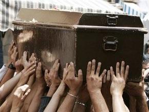 Бразильский дальнобойщик явился живым на собственные похороны
