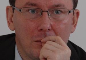 Луценко: Уголовное дело - это четкая попытка Партии регионов закрыть мне рот