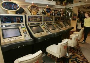 Украинские власти готовятся к легализации азартных игр