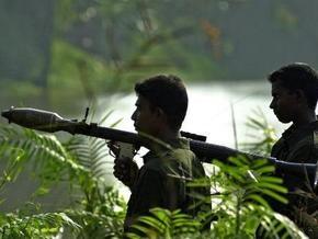 Главари тамильских Тигров готовят массовое самоубийство