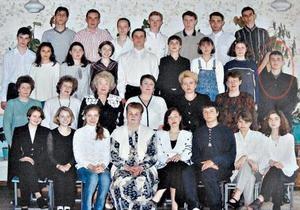 В школе, где учились сыновья Януковича, появится посвященная им экспозиция