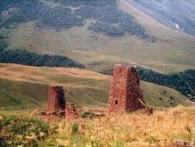 Исполком СНГ открыл выставку Южная Осетия 1991-2008