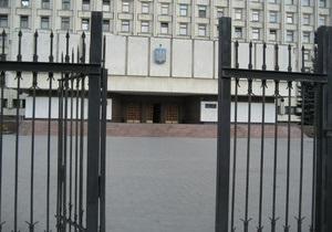 ЦИК не обнародовал данные по явке избирателей в 22:00 из-за манипуляций ПР - Симоненко