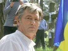 Ющенко: 1020-летие Крещения Руси - это праздник нашей государственности