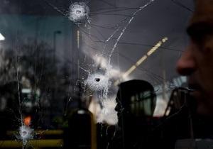 В Иерусалиме арабы забросали камнями полицейских