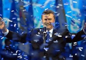 Янукович рассказал о главных приоритетах в случае победы на президентских выборах