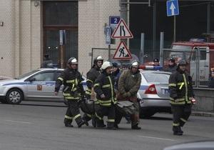 СМИ: В московском метро найден неразорвавшийся пояс шахида