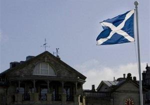 В Лондоне подписали историческое соглашение: Шотландия сможет отделиться от Великобритании