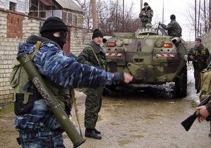 В Ингушетии уничтожили одного из бывших соратников Шамиля Басаева