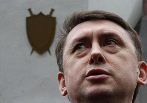 Экс-майор Мельниченко объявлен в розыск