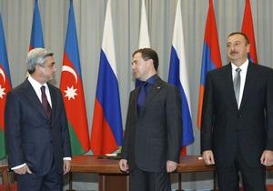 Медведев: Азербайджан и Армения обменяются военнопленными