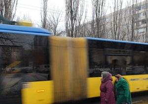 В Киеве планируют продлить популярные маршруты общественного транспорта