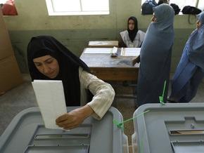 В Афганистане завершились президентские выборы