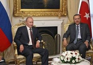 Путин перенес визит в Турцию. СМИ утверждают, что из-за Сирии