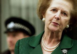 Маргарет Тэтчер умерла - похороны состоятся в следующую среду