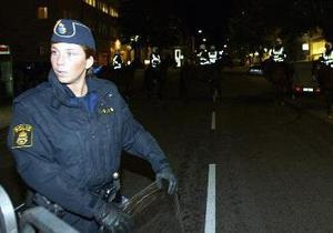 В Швеции неизвестные устроили взрыв у еврейского центра