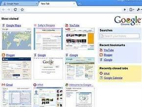 Google представила новую бета-версию Chrome
