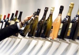 Выпуск шампанского в Украине вырос почти на 40%