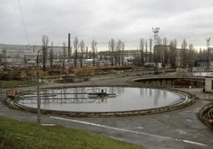 Бортничи - К разработке проекта реконструкции Бортнической станции аэрации привлечены французские специалисты