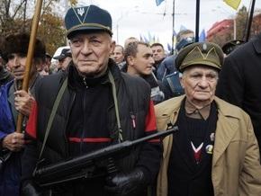 Во Львовской области прошла акция примирения ветеранов УПА и Советской армии