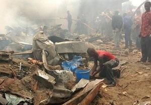 Авиакатастрофа в Конго: 53 человека погибли, 53 выжили