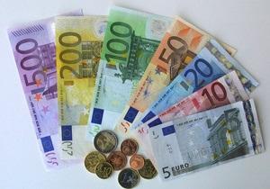 Евро достиг двухлетнего минимума на межбанке