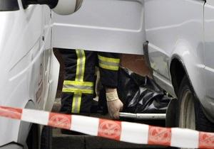 новости Днепропетровска - ДТП - В Днепропетровске пьяный водитель сбил людей на тротуаре, один человек погиб